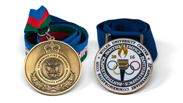medal examples